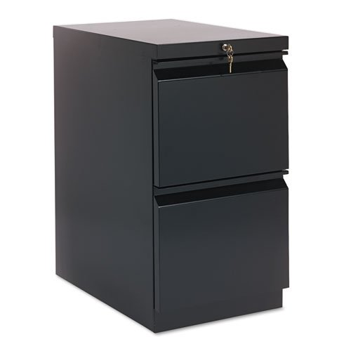 HON33823RP - HON Efficiencies Mobile Pedestal File w/Two File Drawers (Hon Mobile File Pedestal)