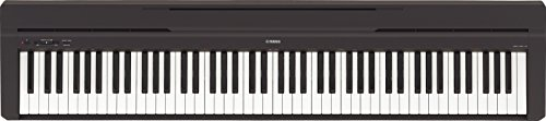 Yamaha P45 88-Key Weighted Action Digital Piano with Sustain Pedal and Power Supply, Standard, Black - Image 4