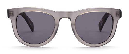 9e2f43bf4a3 OTIS Eyewear Up All Night   Smoke Tort Grey Polarized Unisex Sunglasses