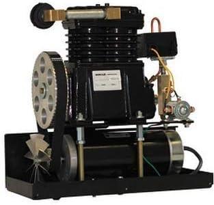 Voltair Heavy Duty 12V AIR Compressor for Service and Farm Trucks