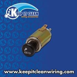 Keep It Clean 11047 Automotive Cigarette Lighter with 12V Power Port