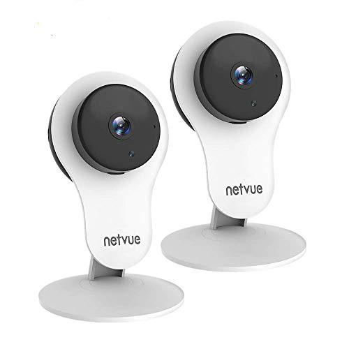 Great Features Of NETVUE Indoor Camera - 1080P Security Camera with 2-Way Audio, Night Vision, Smart...