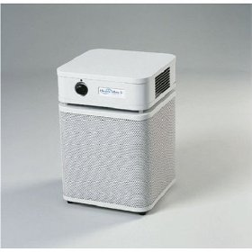 Austin Air HealthMate Jr PLUS Air Cleaner, White by Austin Air (Image #1)