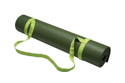 Gaiam Yoga Mat Sling (Sold Individually with Assorted Colors)