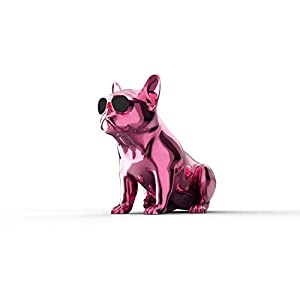 Jarre AeroBull HD1 Enceinte Hi-Fi Bluetooth 200W 2.1 stereo - Chrome Rose 9