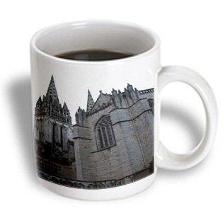 mug_194291 Anne Marie Baugh France Photography - Quimper Cathedral In Quimper, France - Mugs