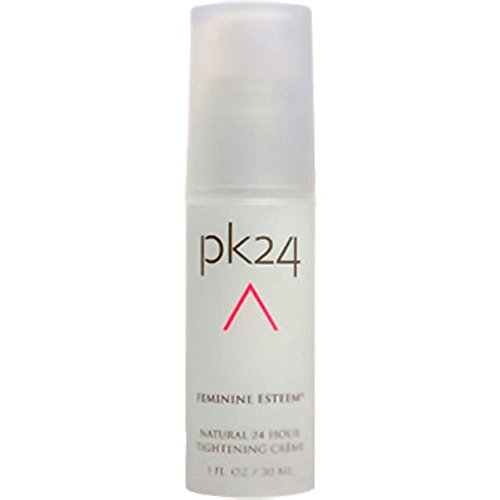 PK24 Clinically Tested 24-Hour Vagina Tightening Cream, Vagina Rejuvenation Gel, All Natural Ingredients, Boost Feminine Sexual Esteem, More Frequent Orgasms, Increased Intensity, Doctor Approved.