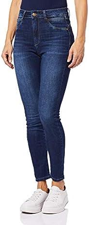 Jeans Push Up, Sawary Jeans, Feminino