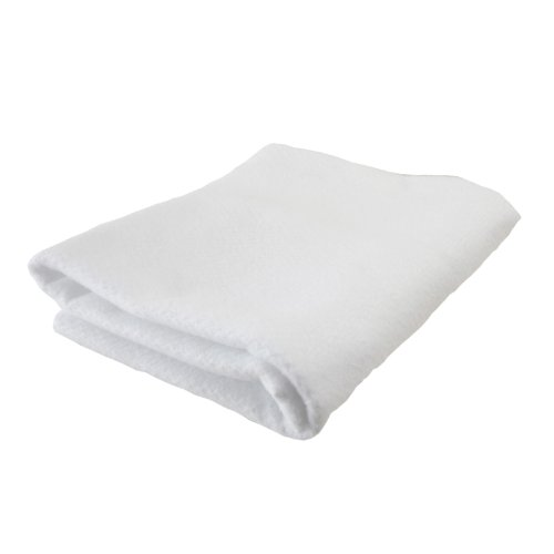 The Warm Company Warm Fleece 2x Fusible 45in Batting Fabric By The Yard, (Cotton Fleece Fabric)