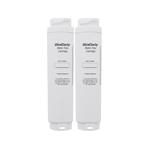 Price comparison product image Bosch 9000194412 Ultra Clarity Refrigerator Water Filter,  2-Pack