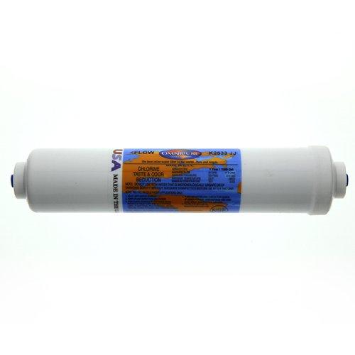 Omnipure OMNIPURE-K2533JJ GAC Inline filtro de agua