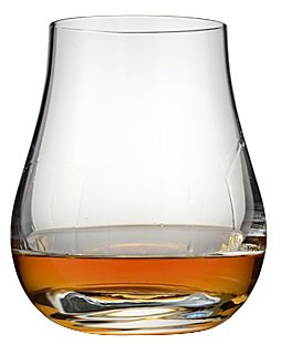 Etched Monogram Spey Dram Whisky Tasting Glass