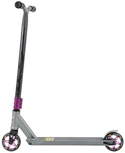 STAR-SCOOTER® Original Pro Sport Complete Leight Weight Stunt Scooter for Adults, Teenager...