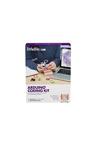 Littlebits electronics arduino coding kit import it all