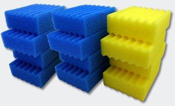 Pi/èce d/étach/ée pour SunSun Filtre Biologique CBF-350C Lot complet d/Éponges Filtre