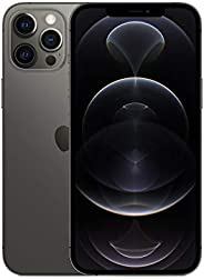 New Apple iPhone 12 Pro Max (512GB, Graphite) [Locked] + Carrier Subscription