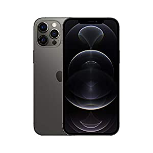 New Apple iPhone 12 Pro Max (128GB) – Graphite