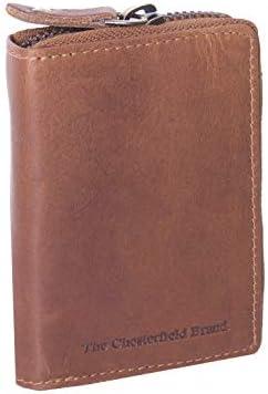 The Chesterfield Brand Robin Visitenkartenetui Leder 10,5 cm