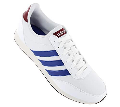 Hombre Blanco adidas Zapatillas Deporte 2 V Buruni Reauni Ftwbla de 000 Racer para 0 zBzfqw8