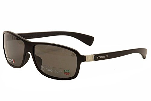 Tag Heuer Legend Men's TH9302 101 Black Fashion TagHeuer Sunglasses - Tagheuer Sunglasses