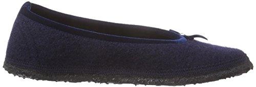 Chaussons Elise 38 Courts Doublées Nanga dunkelblau Fille Bleu Non Blau fwxzddq