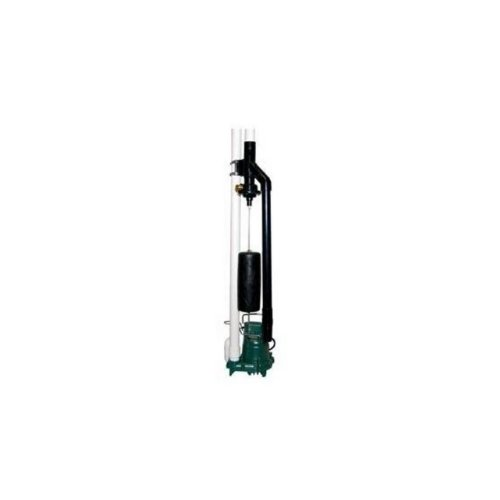 Zoeller 503-0005 Homeguard Max Water Powered Emergency Backup Pump ()
