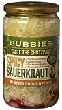 Bubbies-Spicy Sauerkraut 25 Oz.