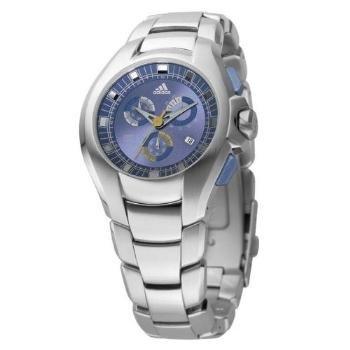 adidas Performance - ADP1089 - Evolution - Reloj Sport Hombre cronógrafo - Cuarzo analógico - Correa de Acero: Amazon.es: Relojes