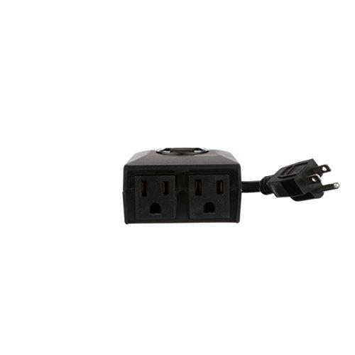 Woods 50016 outdoor digital block heater timer