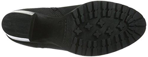 Bullboxer 830522e6l, Zapatillas de Estar por Casa para Mujer Negro - Schwarz (Bksk)