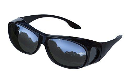 LensCovers Sunglasses Prescription Glasses Polarized