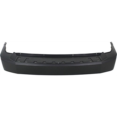 Bumper Jeep Liberty Cover - CAPA Certified Rear BUMPER COVER Primed for 2008-2012 Jeep Liberty