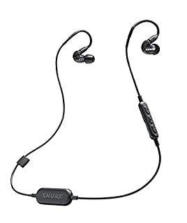 Shure SE215-K-BT1 Wireless Sound Isolating Earphones (B074QQNY64) | Amazon Products