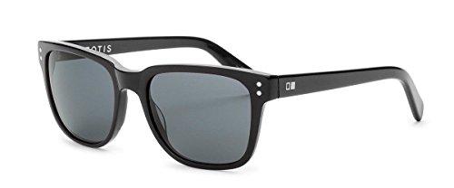 OTIS Eyewear Test Of Time : Black/Grey Polarized Mens Sunglasses by Otis (Image #1)