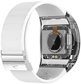 Smart Watch Health Monitor Arc Glass Bracelet