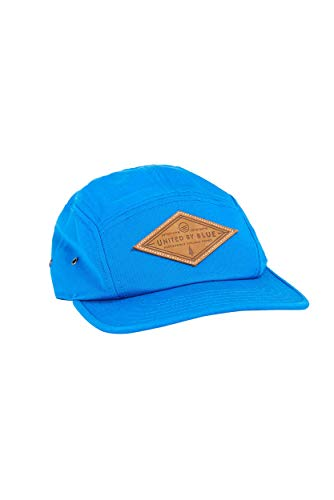- United By Blue - Icon 5 Panel Hat Blue