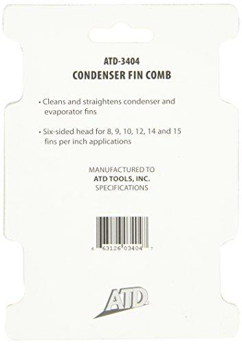 ATD Tools 3404 Condenser Fin Straightener