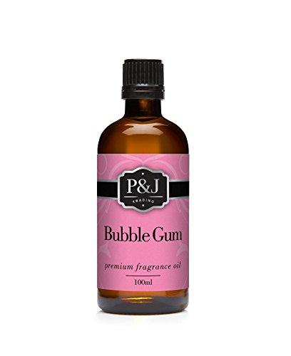 Bubble Gum Fragrance Oil - Premium Grade Scented Oil - 100ml/3.3oz