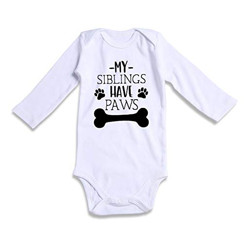 Baby Bodysuit Silly Daddy Boobs are for Babies Cute Printed Custom Infant Romper Jumpsuit Lovely Baby Saying Toddler Outfits(3-6Months)