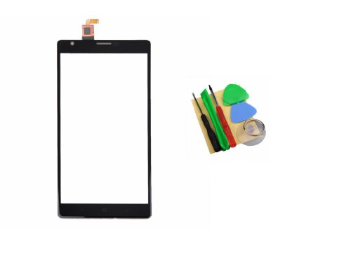 Black Touch Screen Digitizer for Nokia Lumia 1520 Replacemet Repair Parts (Nokia Lumia 1520 Parts)