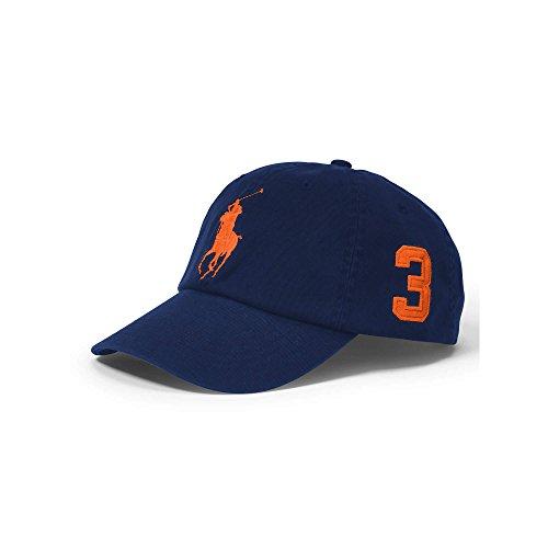 polo-ralph-lauren-men-adjustable-pony-logo-hat-nwt-navy