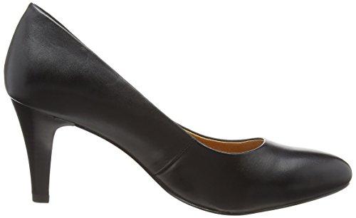22409 Escarpins Noir Femme Caprice 3 q6awqX