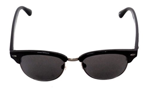 FOSTER GRANT Vintage Series Retro Style Sunglasses + Case Metal Plastic Black - Grant Sunglasses Vintage Foster