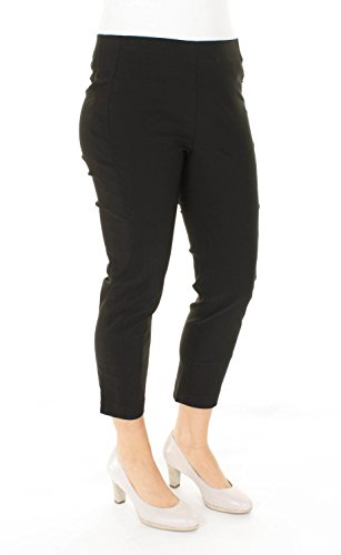 H & S Fashion - Pantalón - para mujer negro