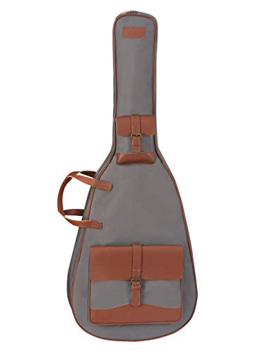 Phive Rivers Crunch Leather Guitar Case Cover Bag