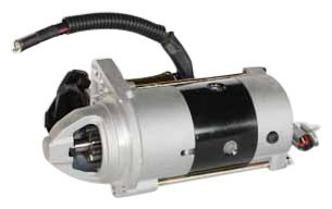 TYC 1-17867 Nissan Titan Replacement Starter by TYC