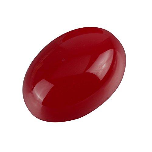 Rhodochrosite Oval Beads - 6