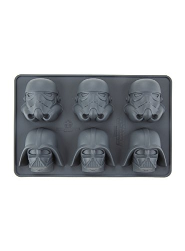 Hoth Ice (Underground Toys Star Wars Stormtrooper and Darth Vader Ice Tray)