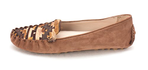 Cole Toe Closed Elishiasam Calf Haan Womens Multi Hair Brown 4wq4zr1