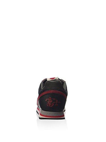 Lotto Basse rosso Uomo Sneakears Nero Leggenda S0108 Fuji qHP8ZwF